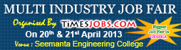 Multi Industry Job Fair-2013